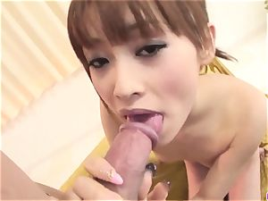 Miina Yoshihara suffers endless inches of manstick in her w