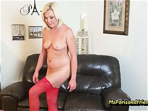pack Up the Strippers wide open honeypot with Ms Paris Rose