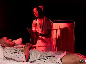 Behind the scenes with killer nurse skin Diamond