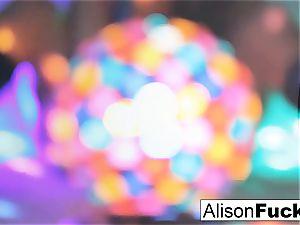 stellar ginormous titted disco ball honey