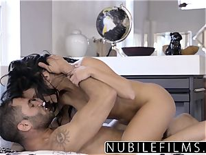 NubileFilms - sensuous manstick rail With Megan Rain