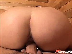 Steamed up Abella Danger