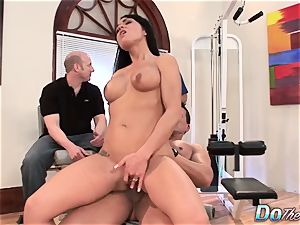 Cuck sees wife Mahina Zaltana sodomized