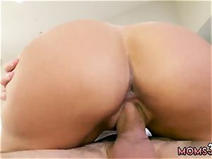 Italian amateur web cam and obese ash-blonde hotwife torrid mummy banged Delivery stud