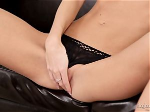 Striptease with crazy lovelies Tina Kay and Evelyn Neill
