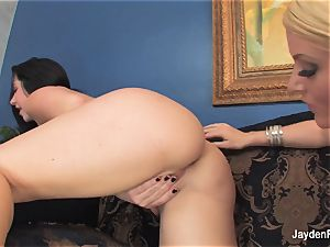 Jayden Jaymes and Sophie Dee get foolish and wondrous