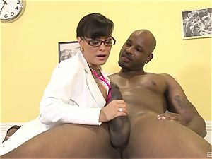 Lisa Ann splendid mummy doctor