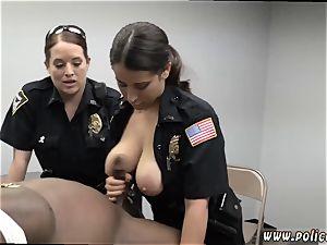 mummy edging blow-job cougar Cops