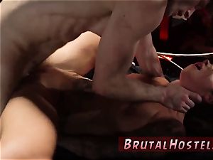 domination & submission going knuckle deep extreme and purity sole gimp first time sexually aroused young tourists Felicity