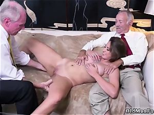 elder man nubile rectal hd Ivy makes an impression with her yam-sized breasts and rump