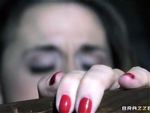 Chanel Preston craves Johnny Sins meaty bone