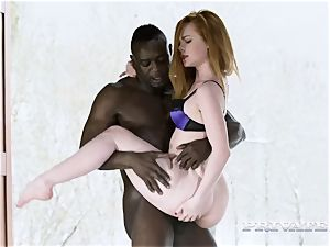 Ella Hughes chooses bi-racial activity