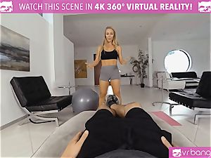 VR PORN-Nicole Aniston Gets pulverized rock-hard and bj's