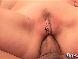 Housewife Angela Attison ass penetrating