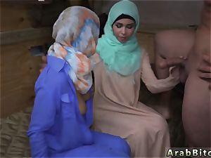 nasty arab wife Operation labia Run!