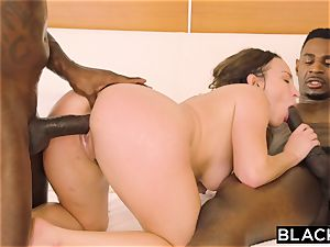 BLACKED wild Housewife requests To Be predominated By two BBCs