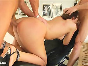 xxx orgy with Gabriella May - rough xxx ass-fuck intercourse