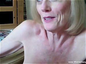 hotwife grannie Is Addicted To cum