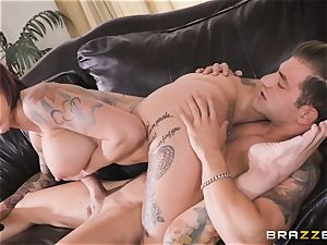 Anna Bell Peaks enjoys playing games