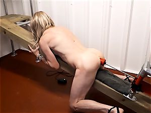 RachelSexyMaid - 15 - dungeon space ass nude fucking