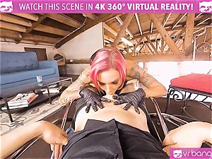 VRBangers.com huge-titted milf nailed rigid By her Costumer
